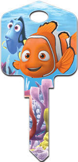 Finding Nemo Key