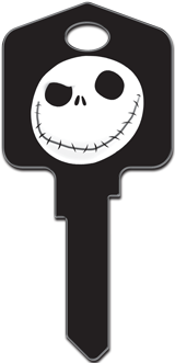Jack Skellington Key