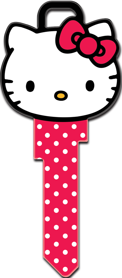 Hello Kitty Head Shape Key