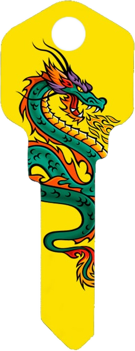 Dragon Key