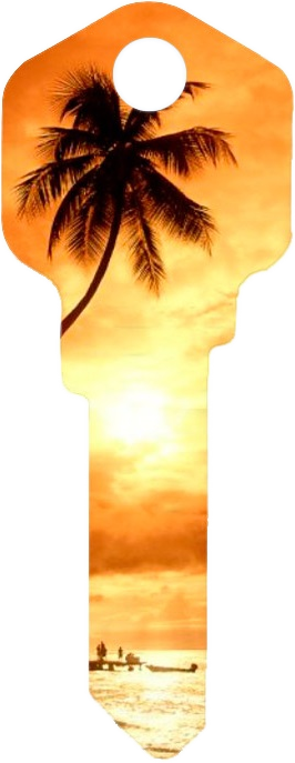 Hawaii Sunset Key