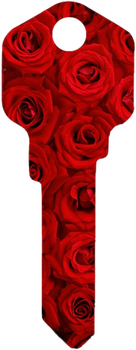 Red Roses Key