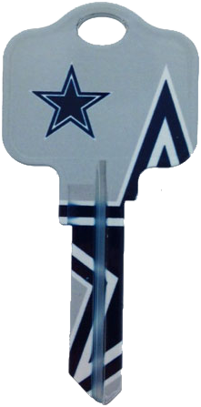 Dallas Cowboys Key 2