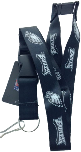 Philadelphia Black Eagles Lanyard