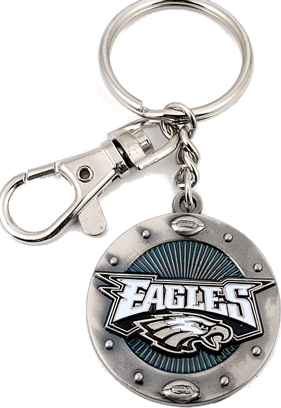 Philadelphia Eagles Keychain