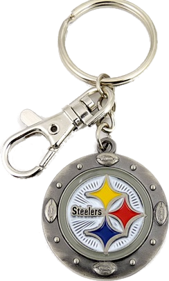 Pittsburg Steelers Keychain