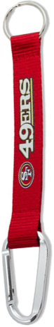 San Francisco 49ers Short Lanyard