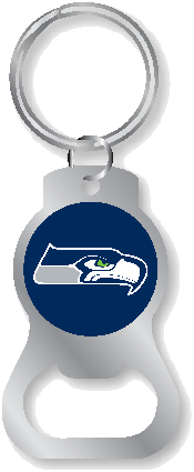 seattle seahawks bottle opener